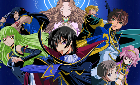 Code Geass R2